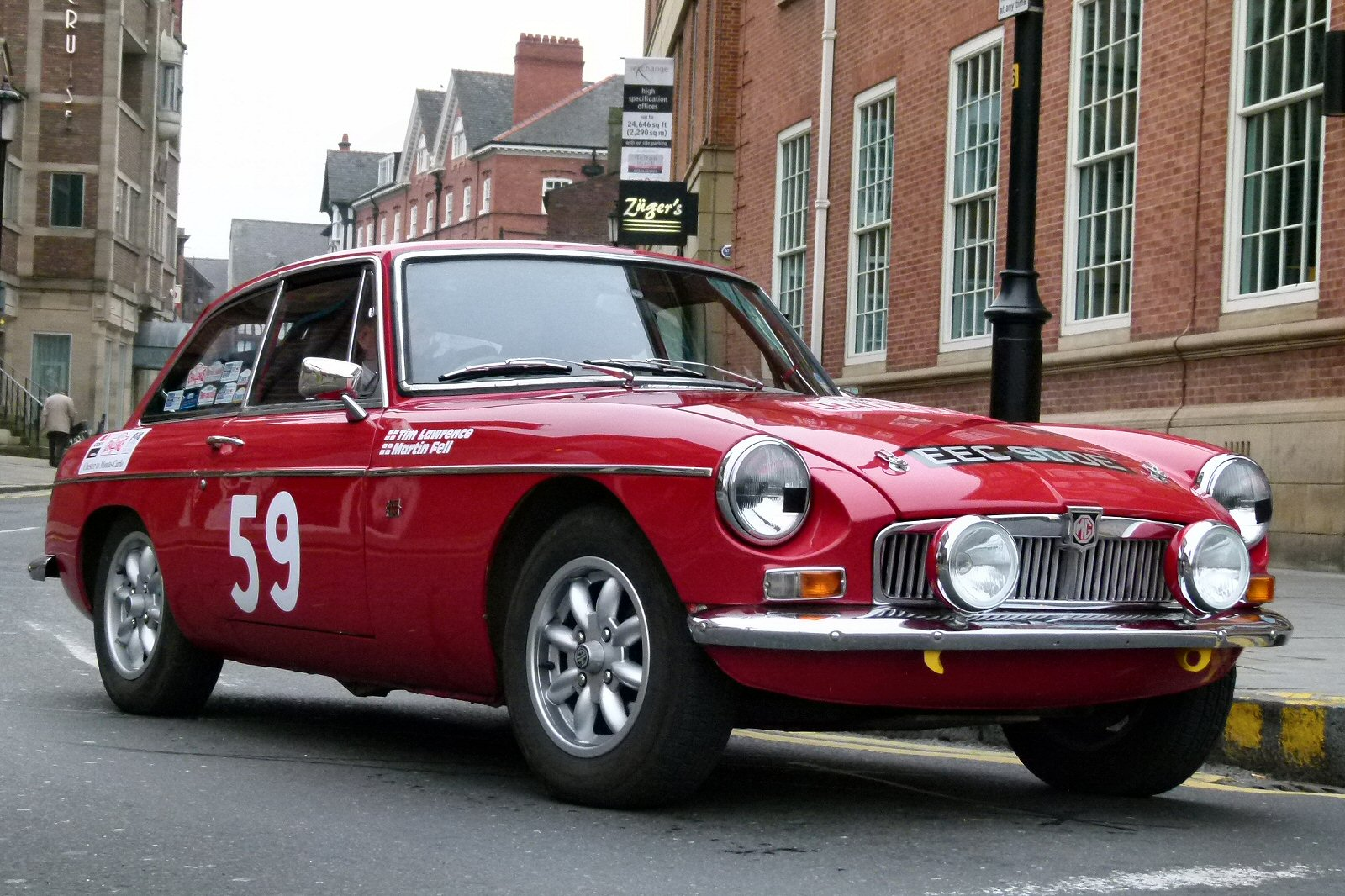 Lovely Mgb Gt Rally Car Images - Classic Cars Ideas - boiq.info